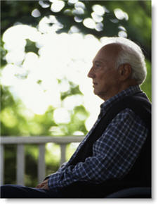 Depression in Seniors & How to Avoid It